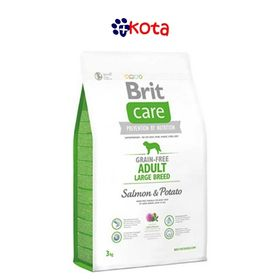 BRIT CARE LIBRE DE GRANO ADULT LARGE BREED 12KG