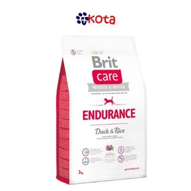 BRIT CARE ENDURANCE PATO Y ARROZ12 KG.