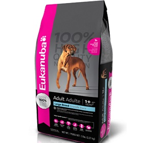 EUKANUBA LARGE BREED ADULT 15 KG.