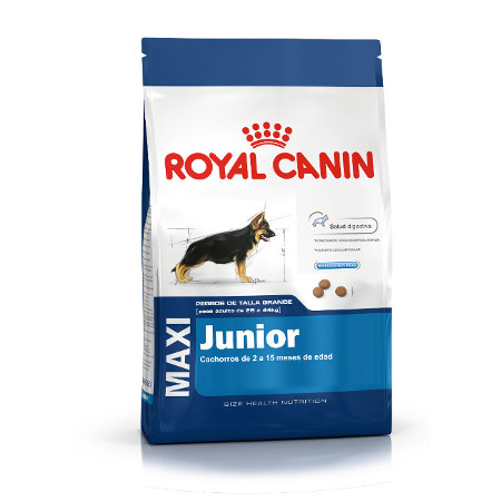 ROYAL CANIN MAXI JUNIOR 15KG.