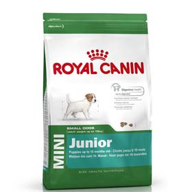 ROYAL CANIN MINI JUNIOR 7,5KG.