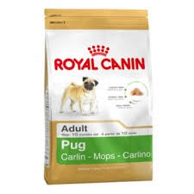 ROYAL CANIN PUG ADULT 3KG.